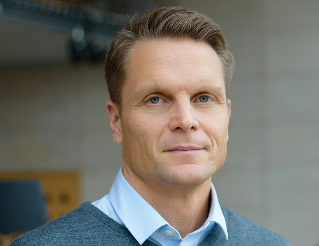 Porträttbild på Thomas Nygren.