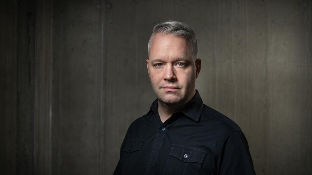 Måns Jonasson, internetexpert på Internetstiftelsen