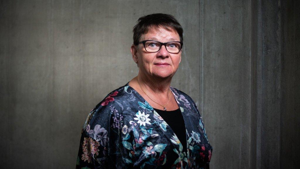 Anne-Marie Eklund Löwinder, säkerhetschef på Internetstiftelsen
