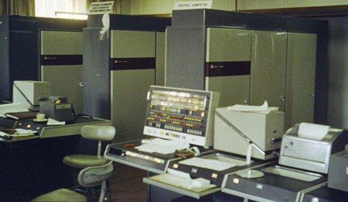 Manchester University Atlas Computer gammal dator Internetkunskap